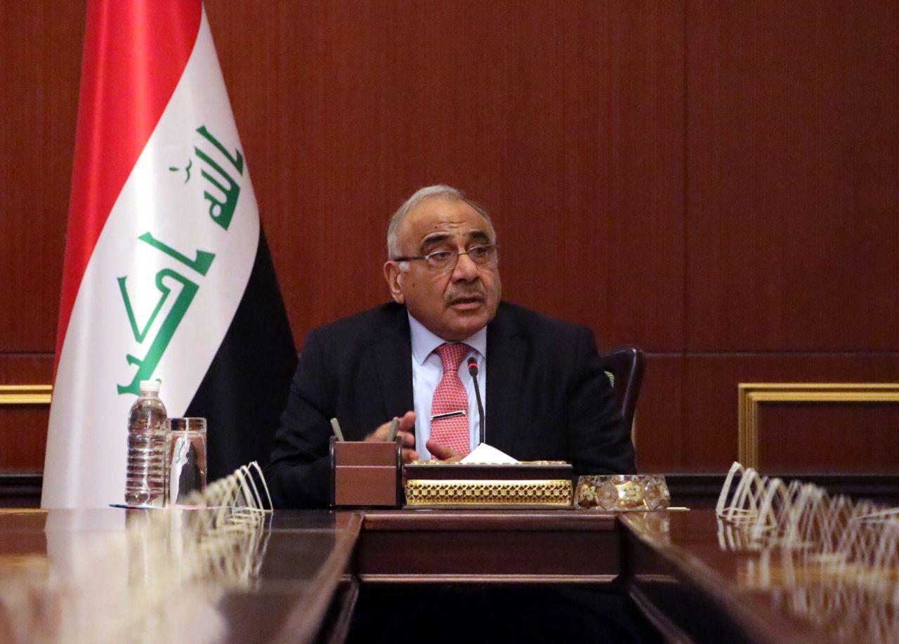 اول موقف من عبدالمهدي على تسجيلات صوتية تخص الاحتجاجات