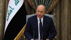 الرئيس العراقي يبعث برسالة عاجلة للقوى الشيعية