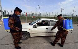 توجيه عسكري بنشر مفارز صحية في مداخل بغداد