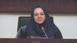 برلمان كوردستان يحذر من خطورة احصاءات العنف ضد النساء