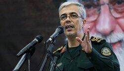 إيران تقول إنها تتابع قضية اخراج القوات الامريكية من العراق
