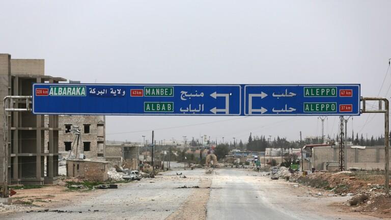 """""""قسد"""": الجيش السوري يستعد للتحرك إلى منبج"""