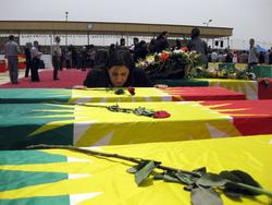 """المطالبة بمحاكمة ضابط عراقي """"استخف"""" بعلم كوردستان بـ""""حقد دفين"""""""