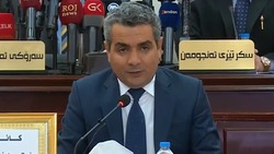 Erbil Council elects Firsat Sofi governor of the capital of Kurdistan Region by majority