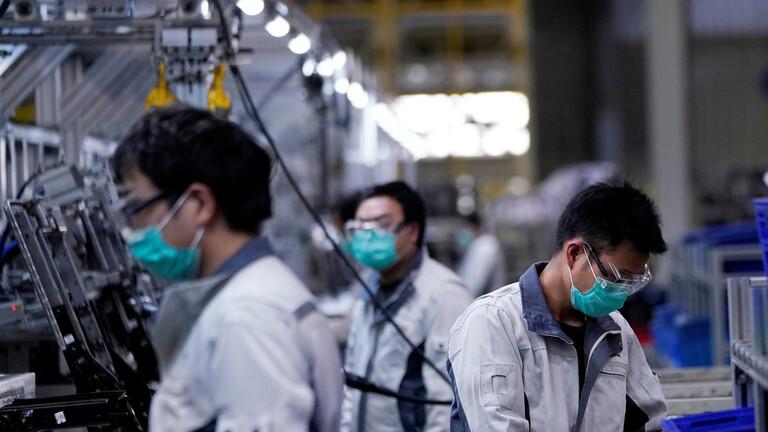 الصين تعلن استئناف العمل في 90% من المؤسسات الصناعية الأساسية