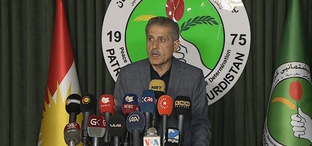 الاتحاد الوطني يخفق في حسم مشاركته باداء بارزاني مراسم رئاسته لكوردستان