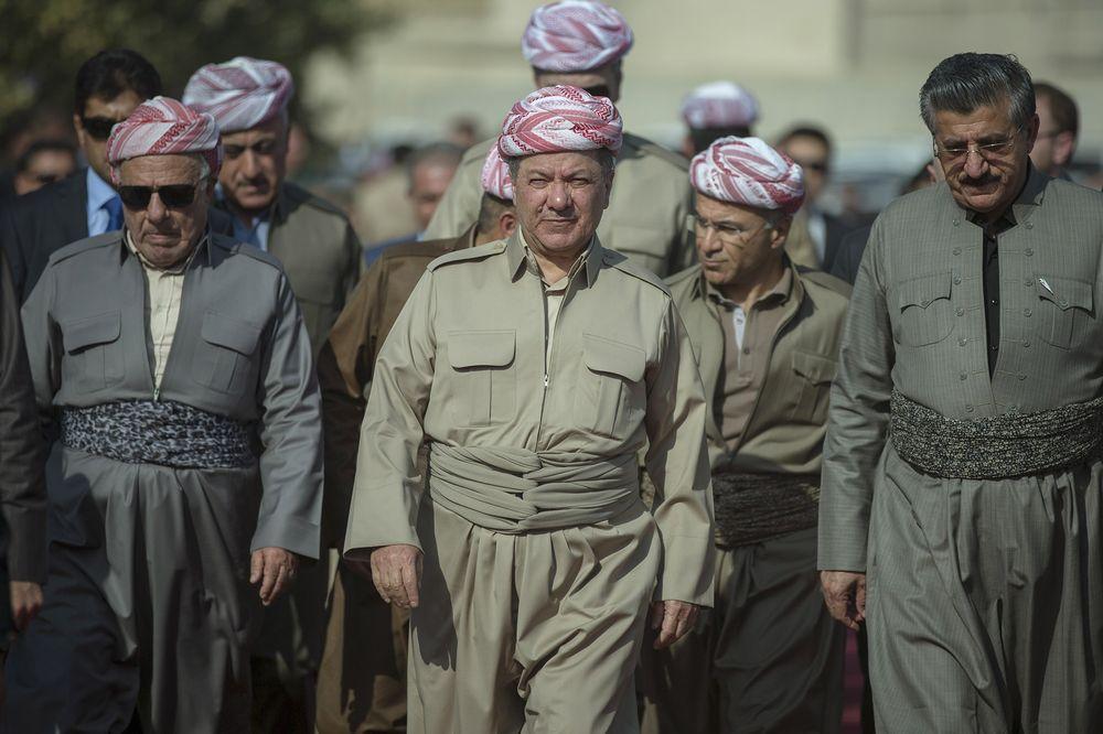 مسعود بارزاني.. البيشمركة الذي سار فوق الغام الشرق الأوسط