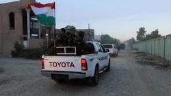 انطلاق عملية مشتركة بين قوات البيشمركة والتحالف الدولي لملاحقة داعش