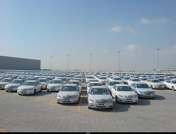 كوردستان تغرم من يستورد انواعا محددة من السيارات 50 مليون دينار