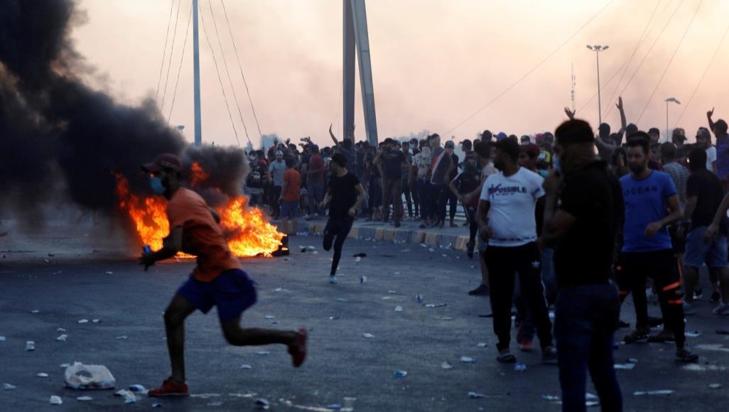 تحليل امريكي: امر يميز احتجاجات العراق عن سابقاتها