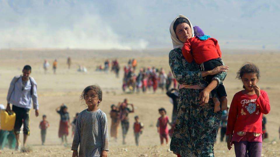 الكاظمي مهنئاً الايزيديين: نسعى لعودتكم بأمان إلى مناطقكم