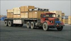 More than 7000 Iranian trucks transported goods to Iraq through Kurdistan Region