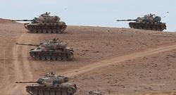 الجيش السوري يفتح النار على موقع تركي