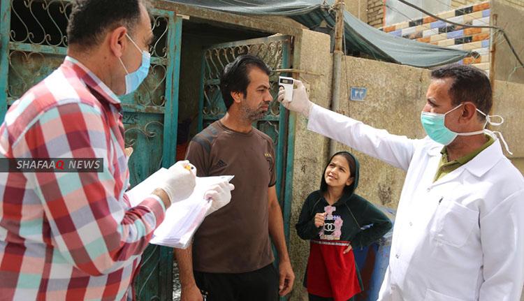 خلال يوم .. العراق يسجل حالات شفاء أكثر من الاصابات بكورونا