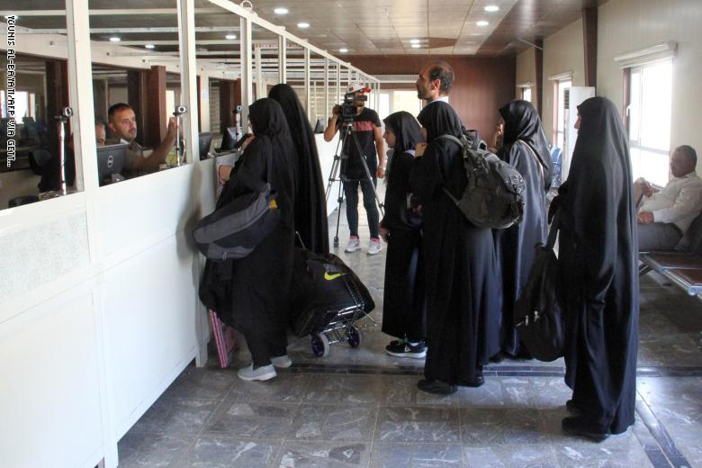 بعد قرار الداخلية.. ايران تبادر باعلان يخص العراقيين