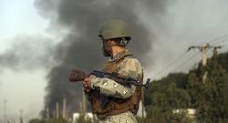 """""""طالبان"""" تعلن اسقاط طائرة تحمل جنودا أمريكيين في افغانستان"""