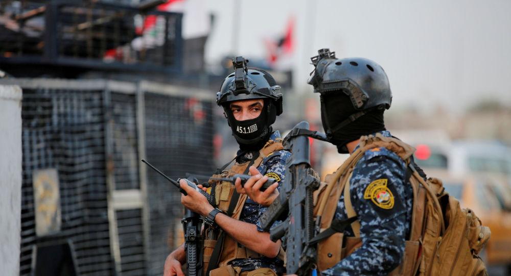 كركوك.. أفراد أمن عالقون في نفق دمر داعش مدخله