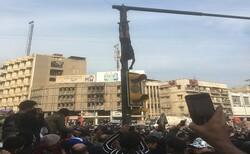 """تلفزيون: """"القبعات الزرق"""" تعتقل اشخاصا على صلة بحادثة الوثبة ببغداد"""