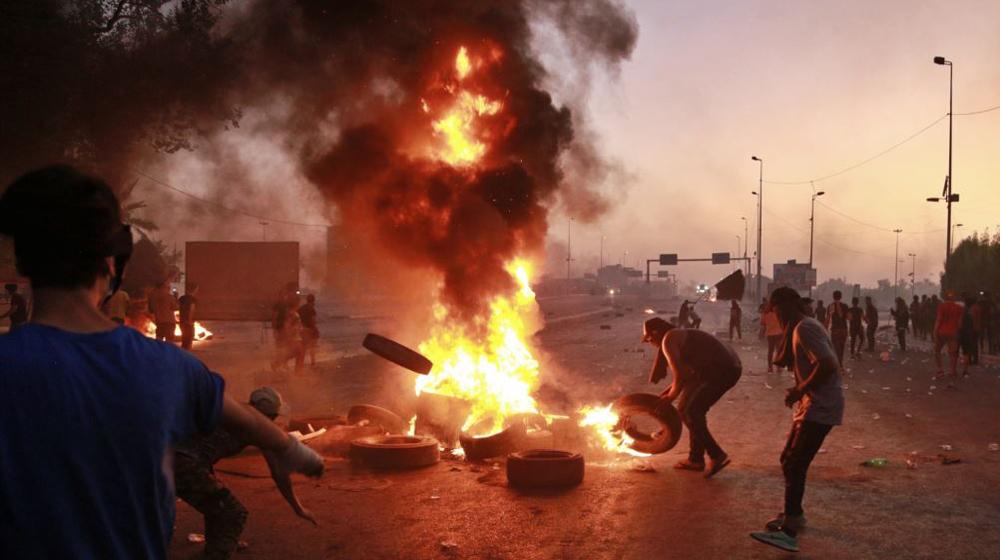وزير سوري: ما يجري في العراق والمنطقة تآمر لمحو قضية الاقصى