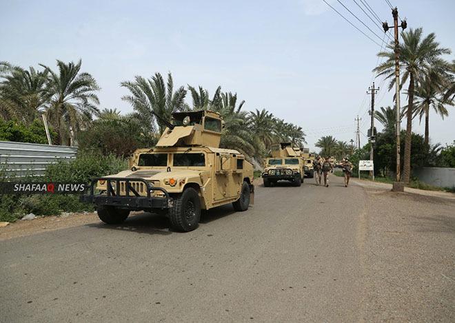 انهاء مهام مسؤول عسكري رفيع في وزارة الدفاع العراقية وتعيين اخر بدلا منه