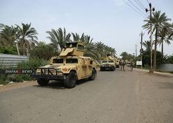 إعادة انتشار وتمركز لقطعات الجيش العراقي في مناطق متنازع عليها