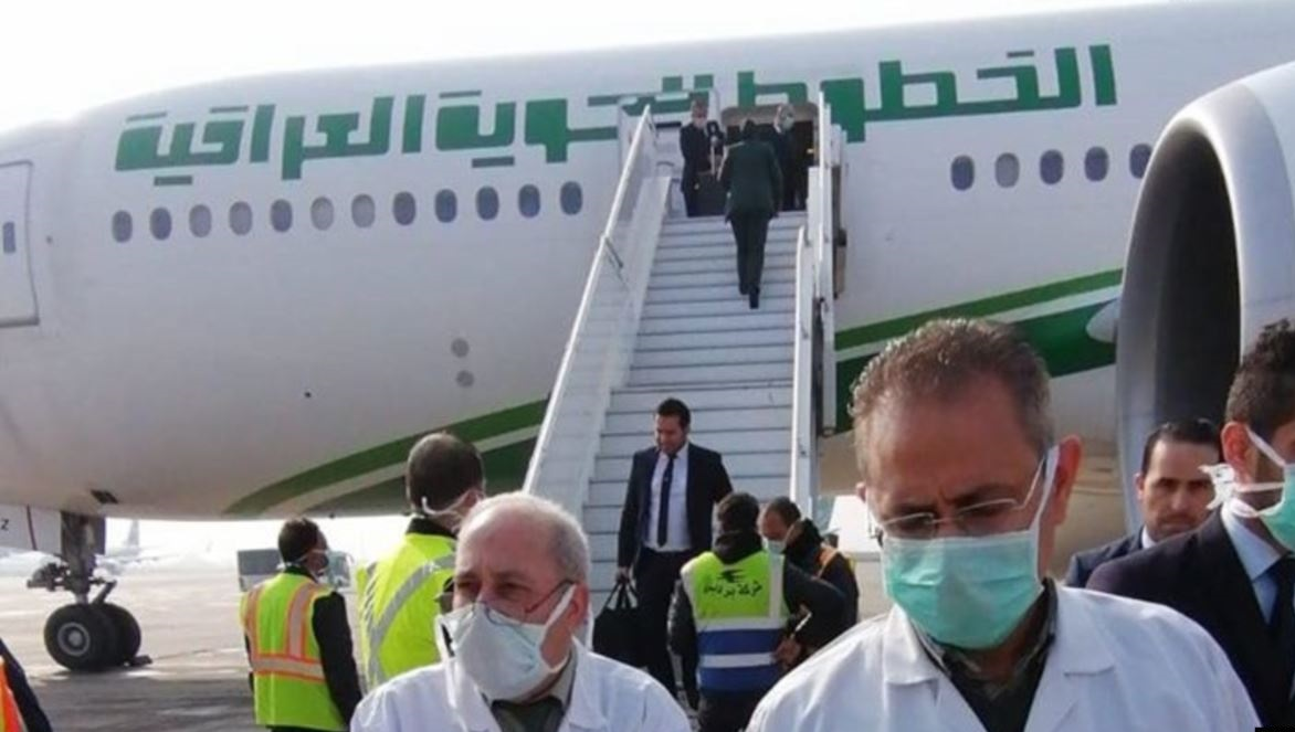 سلطات الطيران المدني العراقي تمدد حظر الرحلات الجوية لغاية السابع من حزيران