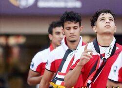 لاعب في المنتخب اليمني ينتقل من السعودية الى العراق للانضمام الى نادٍ