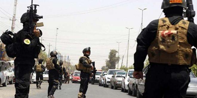 اعتقال عصابة سرقت 42 ألف دولار في بغداد