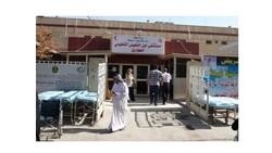جرحى بعراك مسلح حول زيارة مريض بمستشفى في بغداد