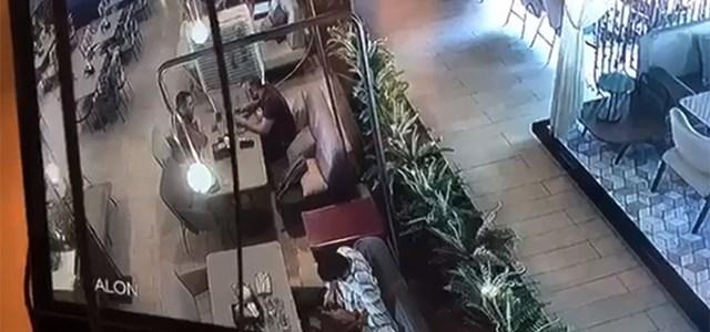 نشر الفيديو الكامل للحظة الهجوم على الدبلوماسي التركي بمطعم في اربيل