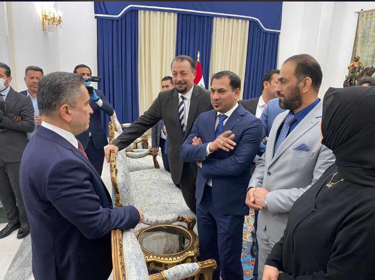 ائتلاف العبادي يحسم الجدل: الرئيس العراقي هو من رشح الزرفي
