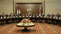 كوردستان تكشف فحوى اجتماع الرئاسات والأطراف السياسية