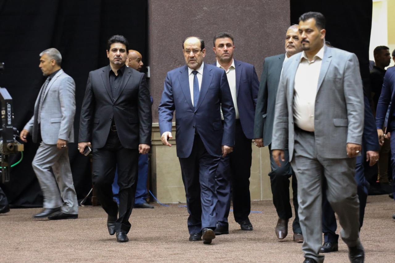 في زيارة غير معلنة.. المالكي يصل الى ايران