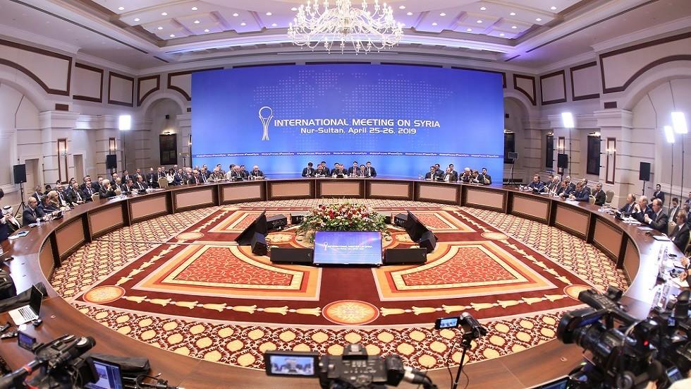 محادثات أستانا بمشاركة العراق ولبنان لأول مرة