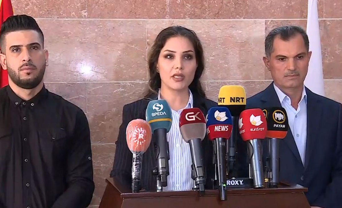 A district in Kurdistan Region announces lifting the imposed quarantine on it
