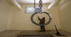 Convict hanged to death for kidnapping and committing mass execution in an Iraqi city
