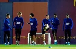 برشلونة يعلن انتقال لاعبه إلى الكالتشيو
