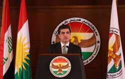 President of Kurdistan Region offers condolences to two Peshmerga elements killed by ISIS attack