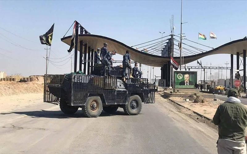 مقتل ضابط برتبة نقيب في الشرطة الاتحادية بتفجير جنوب غرب كركوك