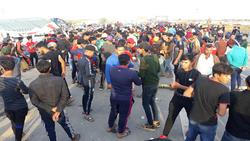 منها بمشاركة عشائرية.. تظاهرات في خمس محافظات عراقية