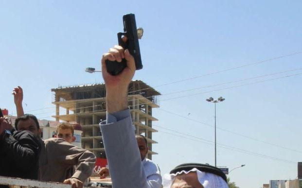 العراق يسجل أكثر من 70 الف اصابة بمنطقة الرأس جراء حوادث منها الرمي العشوائي