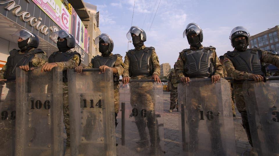 مقتل امر فوج قوات الطوارئ بنيران قناص وسط بغداد