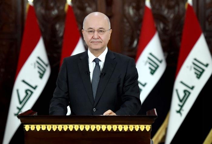 الرئيس العراقي: رئيس الوزراء ابدى موافقة على تقديم استقالته ويطلب بديلا مقبولا