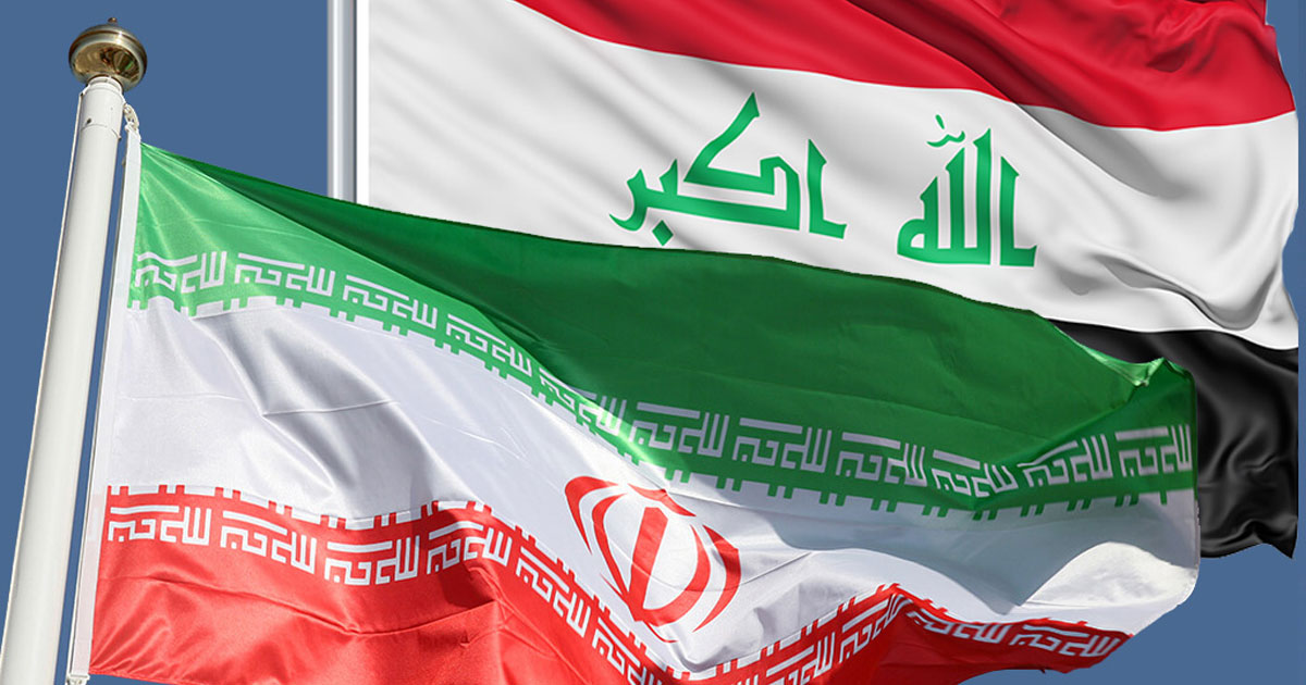 """Iran asks Iraq to implement agreements between the two countries """"more quickly"""""""