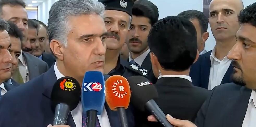 داخلية كوردستان تتوعد مطلقي النار على المقار الحزبية بالعقاب من اية جهة كانوا