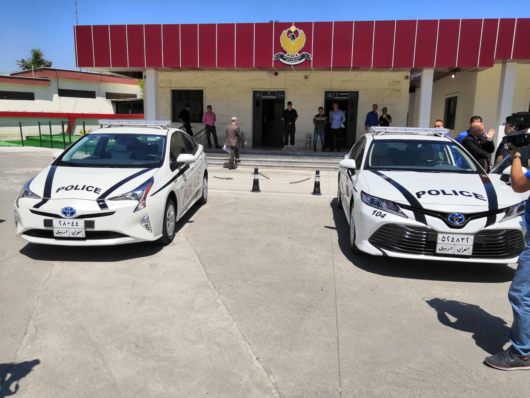 داخلية كوردستان تصدر قرارا بحجز أية عجلة حكومية تُستخدم لأغراض شخصية