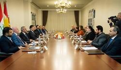 اجتماع رئاسة كوردستان يحدد الخطوط العريضة للتفاهمات على تشكيل الحكومة العراقية