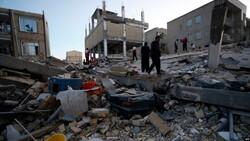 5 قتلى و120جريحا حصيلة جديدة لزلزال إيران