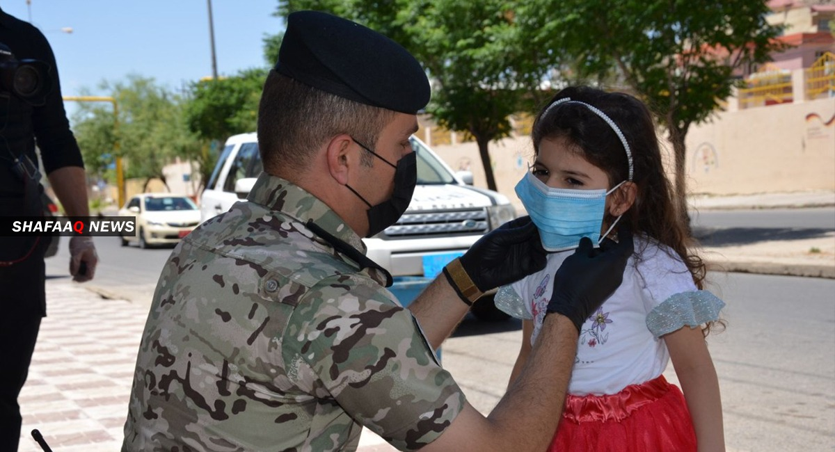 Covid-19: 9 recovery cases in Duhok