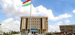 Parliament votes on Talabani as Barzani's Deputy and Ministers of the new government
